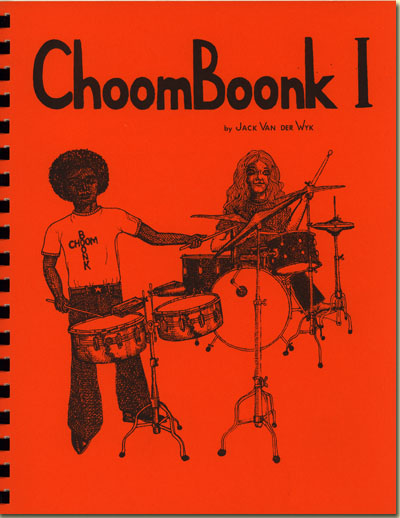 ChoomBoonk I by Jack Van der Wyk